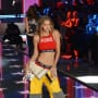 Gigi Hadid's Sexy Fireman Outfit: 2015 Victoria's Secret Fashion Show