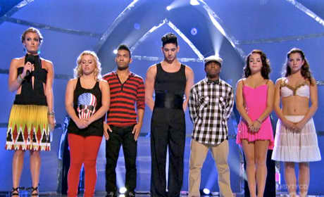 So You Think You Can Dance Contestants