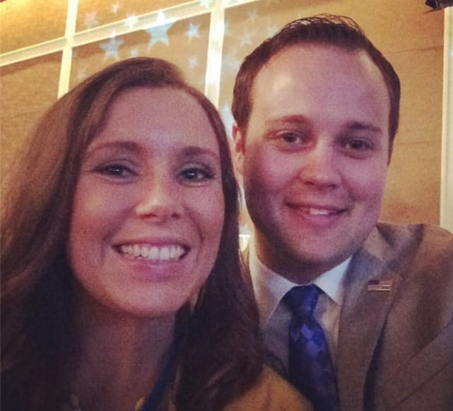 Anna and josh duggar picture