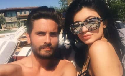 Kylie Jenner and Scott Disick Text Each Other. A Lot.