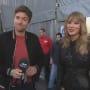 Taylor swift sweaty interview 03