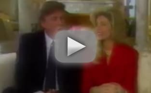Donald Trump Discusses Tiffany's Breasts in Cringe-Worthy Video