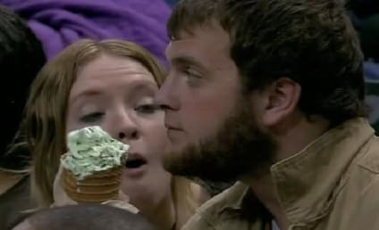 Ice Cream Guy Won't Share With Girlfriend, Becomes Star of NBA Game