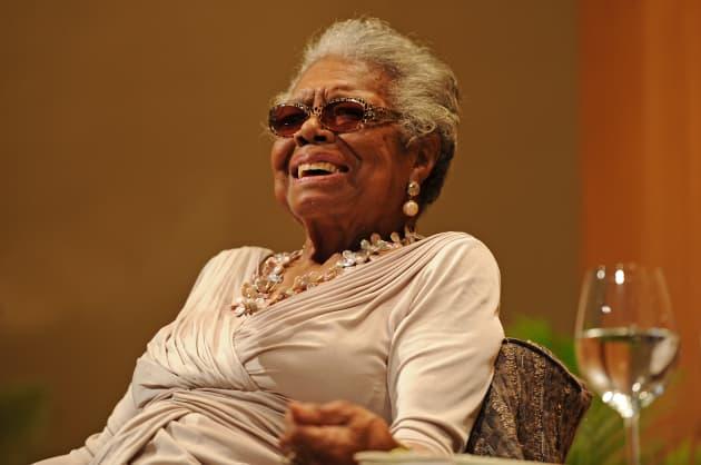 Maya Angelou Photo