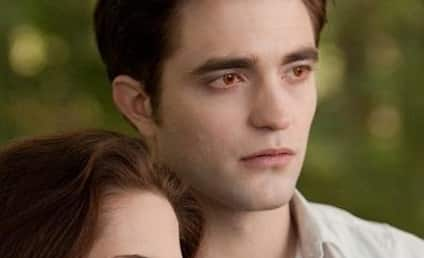 Breaking Dawn Part 2 Pics: Edward! Bella! Jacob!