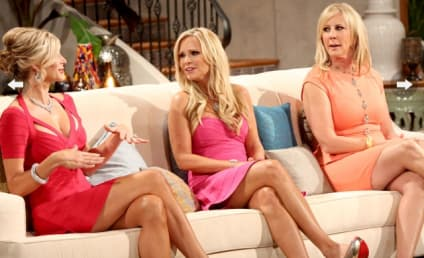 The Real Housewives of Orange County Reunion Recap: Liars, Liars, Pants on Fire