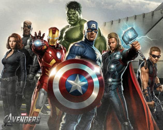Avengers Photo