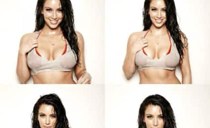 Kim Kardashian: Wet, Wild, Desperate for Attention!