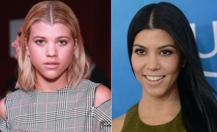 Kourtney Kardashian: Sofia Richie Is OBSESSED With Me!