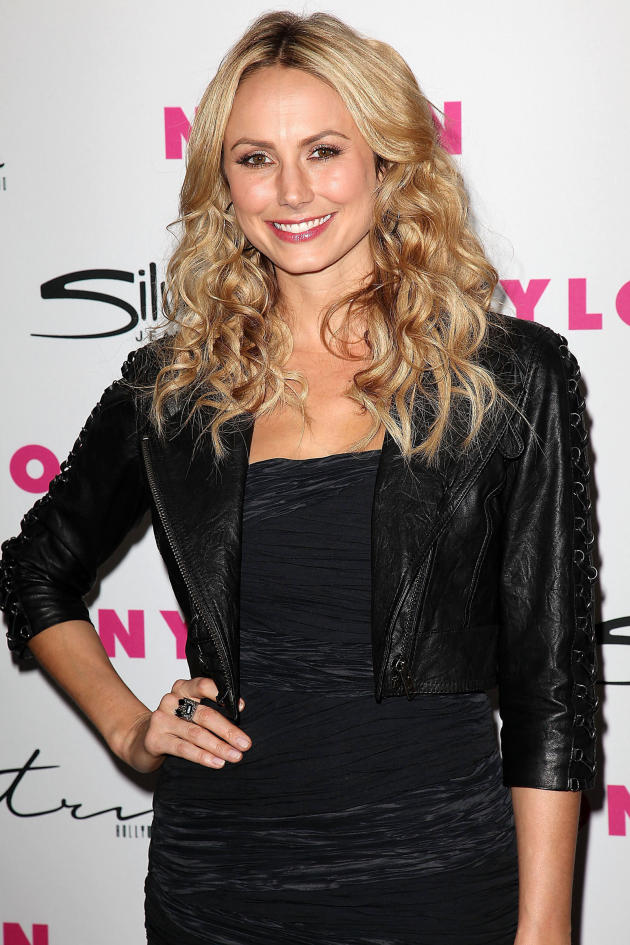 Stacy Keibler Pose