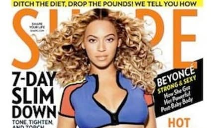 Beyonce Flaunts New Body, Talks Loss of Baby Weight