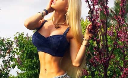 Valeria Lukyanova Admits to Photoshopping Pics, Says Haters are Just Jealous