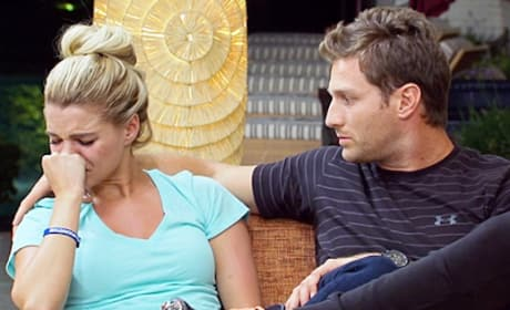 Nikki Ferrell and Juan Pablo Galavis on Couples Therapy