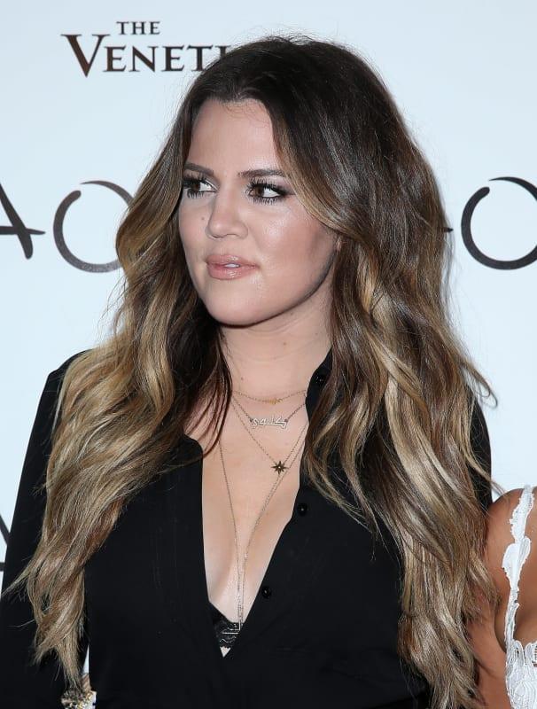 Khloe Kardashian in Sin City