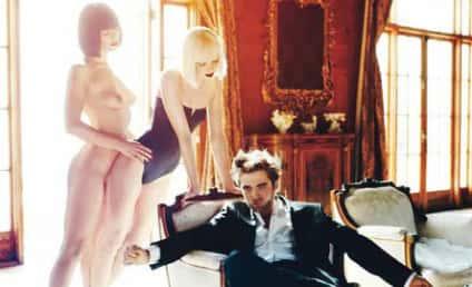Report: Robert Pattinson and Kristen Stewart Spent Last Night Together!