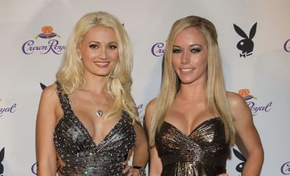 Kendra Wilkinson on Holly Madison: We're Not Friends, We Just F--ked the Same Guy!
