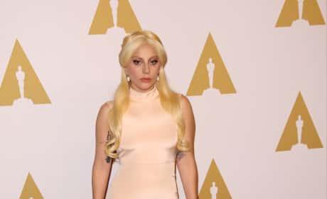 Lady Gaga: 88th Annual Academy Awards