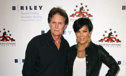 Kris Jenner-Bruce Jenner Split: Could it Mean the End of Keeping Up With the Kardashians?!