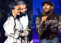 Drake to Chris Brown: Stop Creeping on Rihanna!
