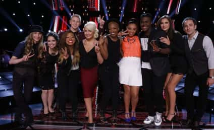 The Voice Results: Your Season 8 Top 8 Are ...