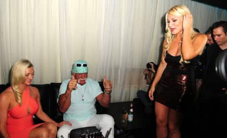 Brooke Hogan, Birthday Party