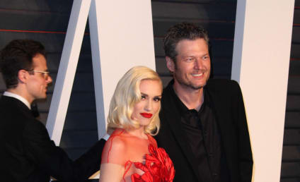 Blake Shelton Wore Jeans To Vanity Fair's Oscar Party, Because WTF