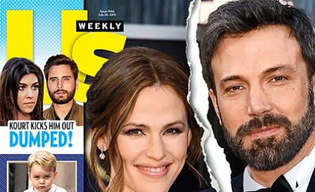 Jennifer Garner, Ben Affleck Us Weekly Cover