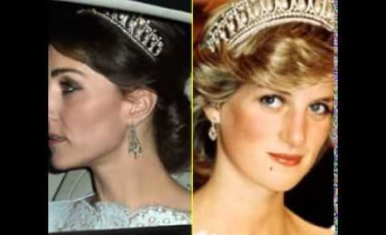 Kate Middleton: Second Tiara In 2 Months! Life is Amazing!