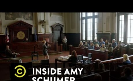 """Amy Schumer """"Defends"""" Bill Cosby: Watch, Laugh!"""