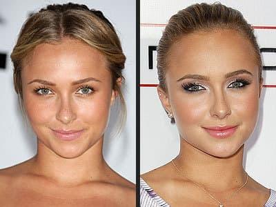 Hayden Panettiere Makeup