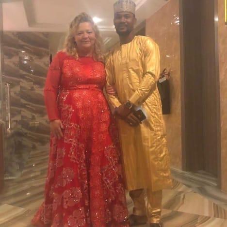 Are Lisa Hamme and Usman Umar Married?