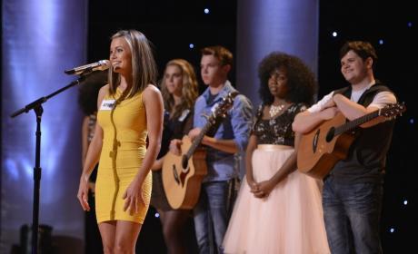 American Idol Season 14 Episode 11 Group Round