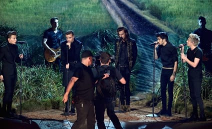 """One Direction Wins BIG at American Music Awards, Sings About """"Night Changes"""""""