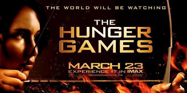 The Hunger Games IMAX Poster