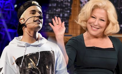 Bette Midler: Jeremy Bieber is a D--k Who Abandoned His Son!!