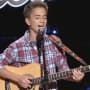 Daniel Seavey on American Idol Season 14