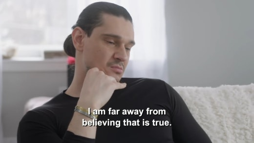 Georgi Rusev - I am far from believing that is true