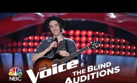 John Taylor Williams - Heartless (The Voice Audition)