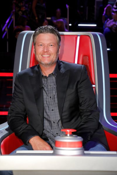 Blake Shelton to Be Phased Out of The Voice: It's Time!