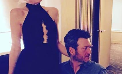 Gwen Stefani Gets Blake Shelton PDA On: See the Pics!