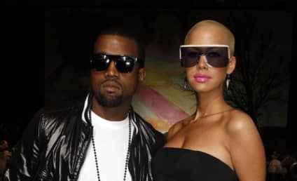 Rumored New Couple Alert: Amber Rose and Reggie Bush?!?
