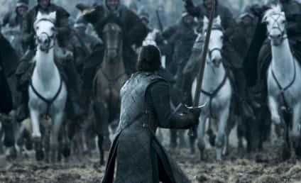 Game of Thrones Season 6 Episode 9 Photos: Battling Bastards!