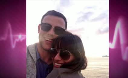"Lea Michele Talks ""Insane Love"" for Cory Monteith, New Album"