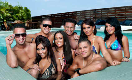 Jersey Shore Cast Sued For Assault