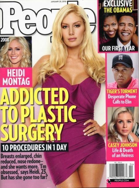 Plastic Surgery Addict