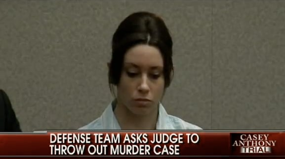 Casey Anthony Trial Photo