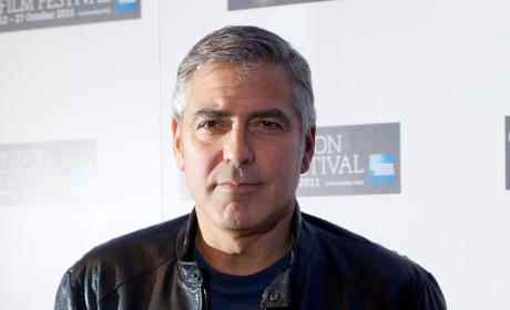 Clooney, Cool and Casual