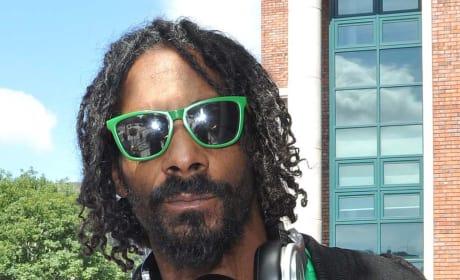 Snoop Dogg in Ireland