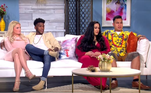 90 Day Fiance Recap: The Couples Tell All - Big World News