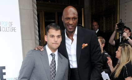 Rob Kardashian: Did He Know About Lamar Odom Drug Use?